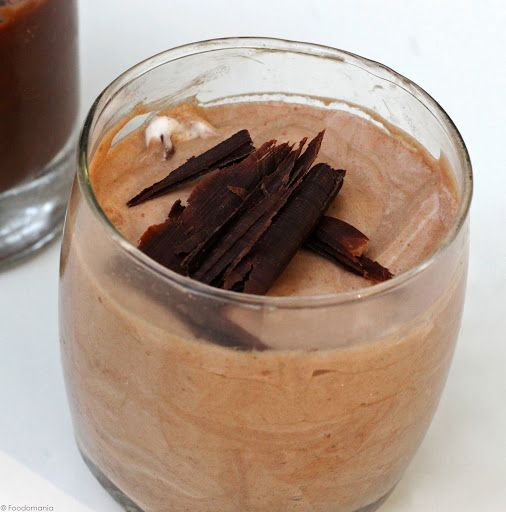 Eggless Chocolate Mousse | Sweet Sis Desserts | Pinterest