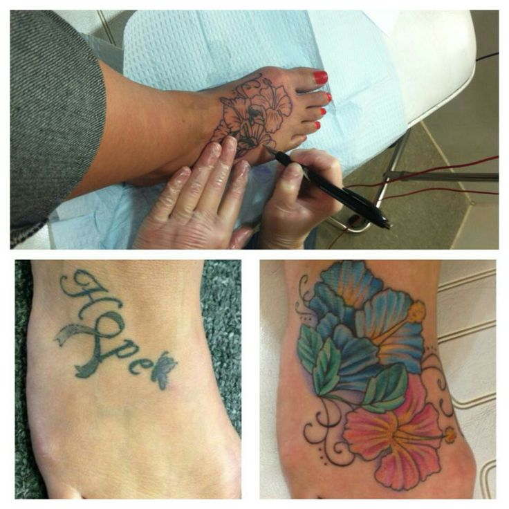 foot cover up ideas
