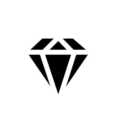 diamond outline free icon inspiration pinterest