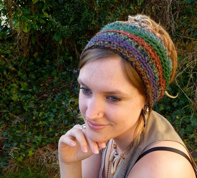 Crocheting Dreads : crochet dread band Dreads Pinterest
