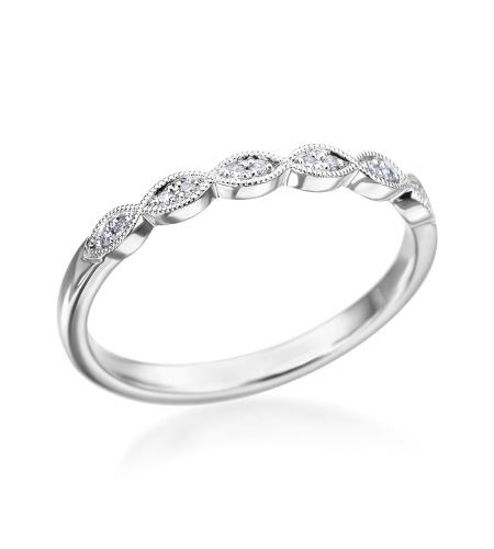 platinum scalloped diamond wedding band put a ring on it