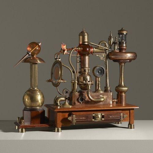 similiar steampunk devices keywords