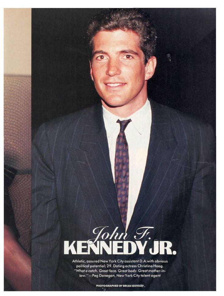 john f kennedy jr gone to soon pinterest