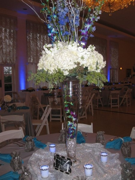 Centerpiece wedding ideas pinterest