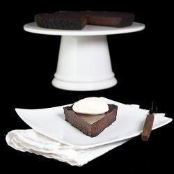 Chocolate Raspberry Forest Cake {Birthday} | Chocolate | Pinterest