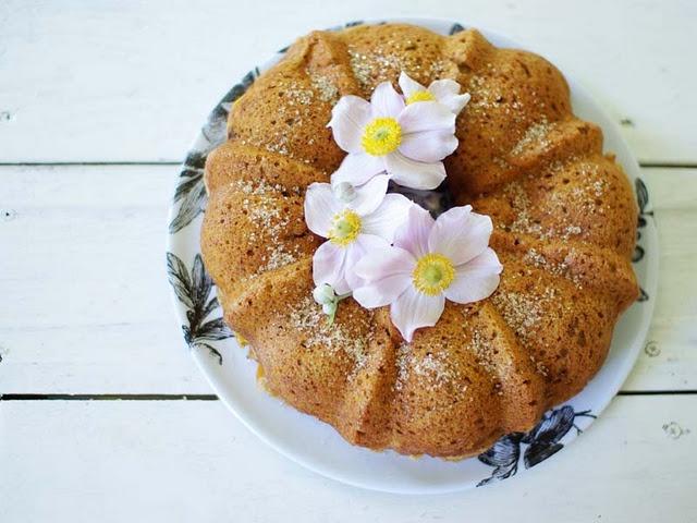 Peach Maple Bundt Cake   Vegan Sweets & Treats   Pinterest