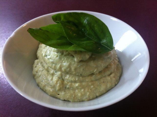 Basil Pesto Hummus | Party!!! | Pinterest