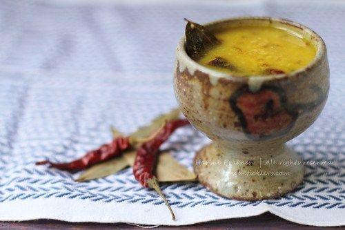 Bhaja Muger Dal/Roasted Mung Soup Recipe — Dishmaps