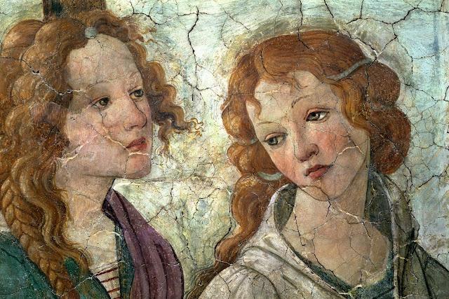 Maher Art Gallery: Sandro Botticelli 1445-1510   Italy
