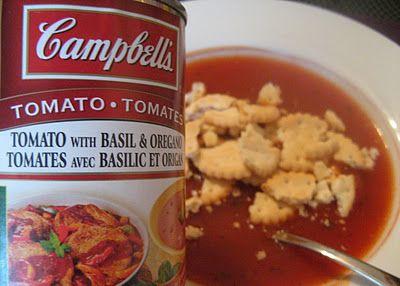 GF Campbells soups