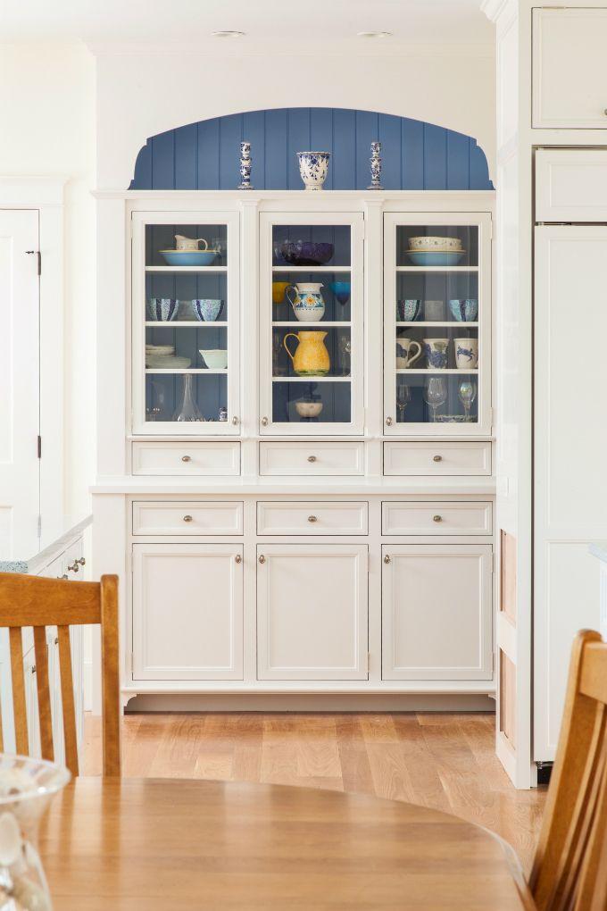 Built In Kitchen Cabinet Built Ins Pinterest