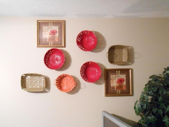 Wall Decor Family Dollar : Pin by isha wicks on decorating with baskets