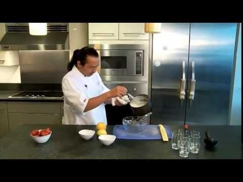 Coconut panna cotta recipe | Ladies Luncheon | Pinterest