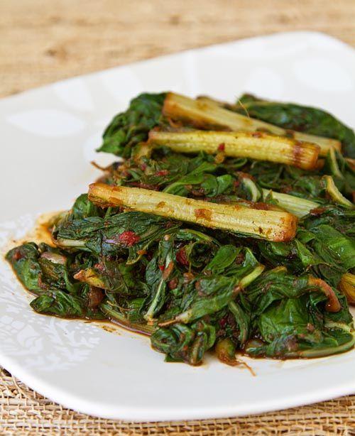 Stir-fried Asian greens   Eat this   Pinterest