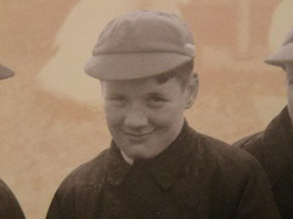 A very young Michael P...