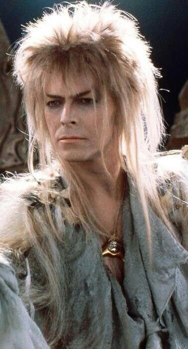 David Bowie as Jareth, the Goblin King   My Guys   Pinterest Labyrinth David Bowie