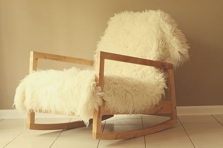 ikea lillberg rocker reupholster  Rooms in my head  Pinterest