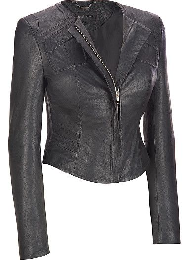 Leather jacket - Wilson's Leather | Fashion for all Seasons. | Pinter