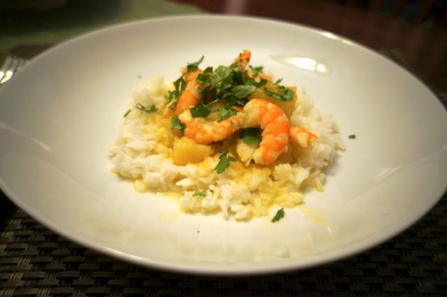 sweet shrimp and sweet corn curry shrimp and sweet corn curry shrimp ...