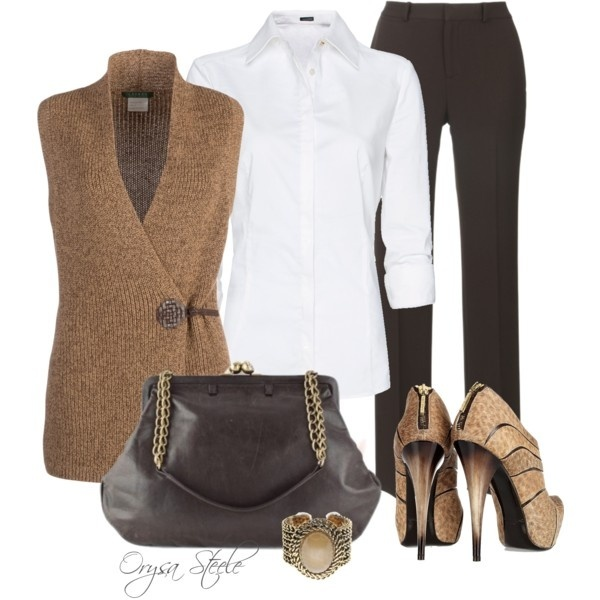 Fall Work Clothes Fashion Pinterest