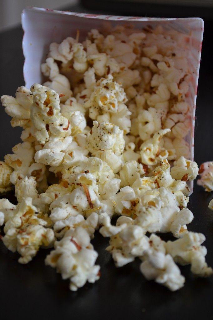 parmesan black pepper popovers bbq popcorn truffle eggs truffle