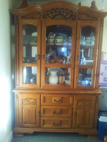 ... Cabinet Makeover By Shabby 2 Chic - Featured On Furniture Flippin