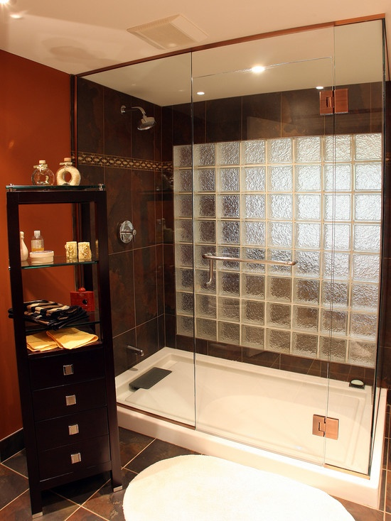 Spaces Sunken Bathtub Shower Combo Home Sweet Home Pinterest