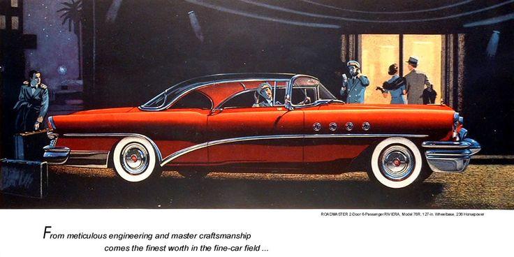 1955 buick roadmaster 2 door riviera buick 1955 pinterest for 1955 buick roadmaster 4 door