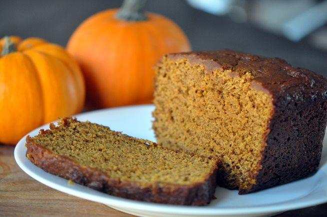 Pumpkin Gingerbread | Bien Manger | Pinterest