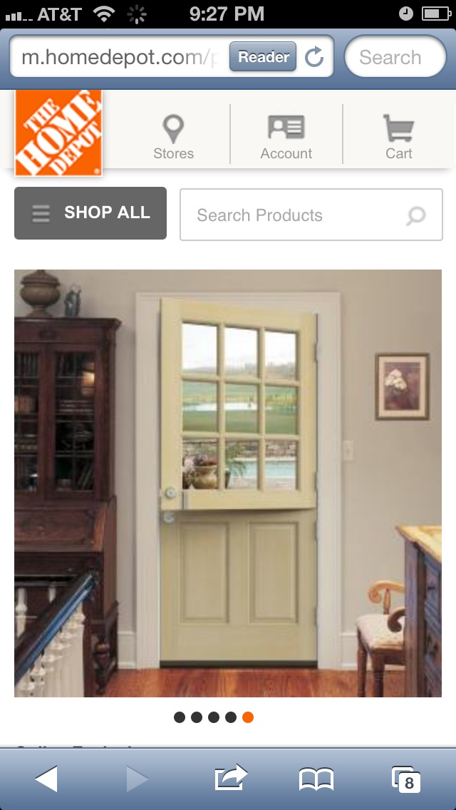 Dutch Door Dutch Door Pinterest