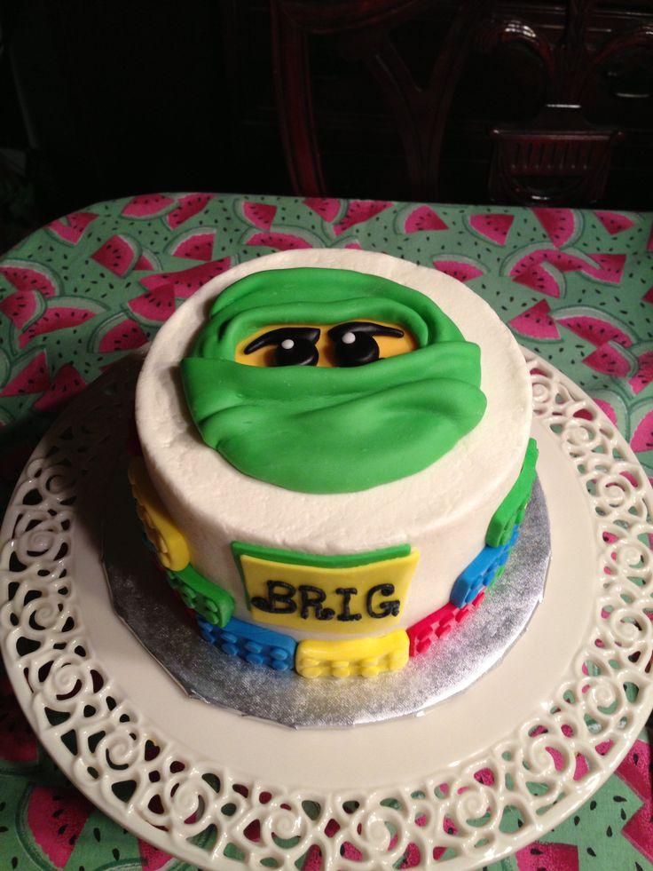 Ninjago! Deko Muffin und Kuchen Pinterest
