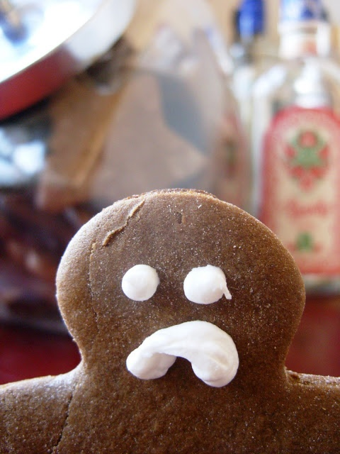 ... Shannons: The Betty Crocker Project : Soft Vegan Gingerbread Cookies