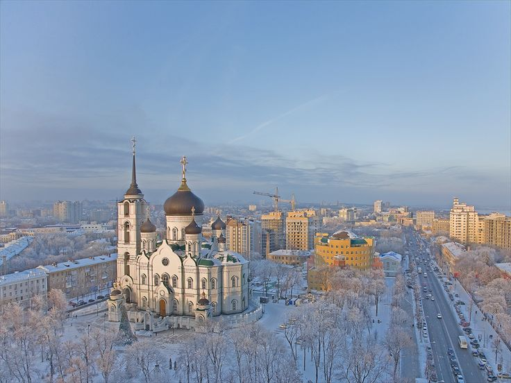 Voronezh Russia  city pictures gallery : Voronezh, Russia | Aerial Views | Pinterest