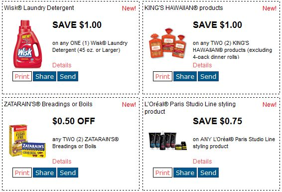 Loreal Coupons Printable