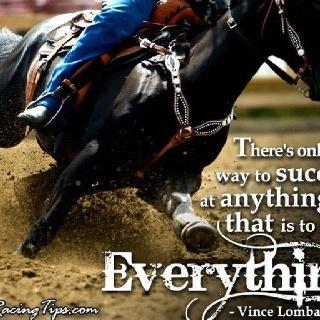 Barrel Racing Quotes Inspirational Quotesgram