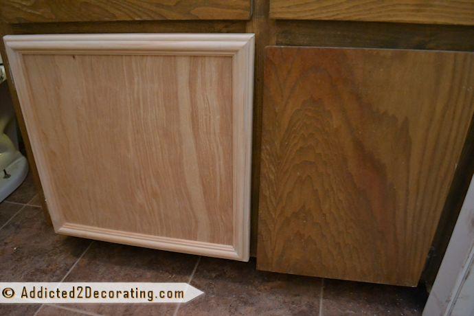 Making Easy Cabinet Doors Wooden Trucks To Build Vintage