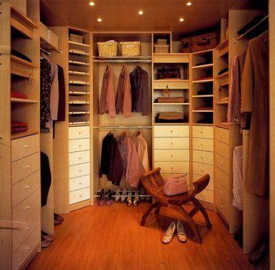 master bedroom closet design inloopkast pinterest