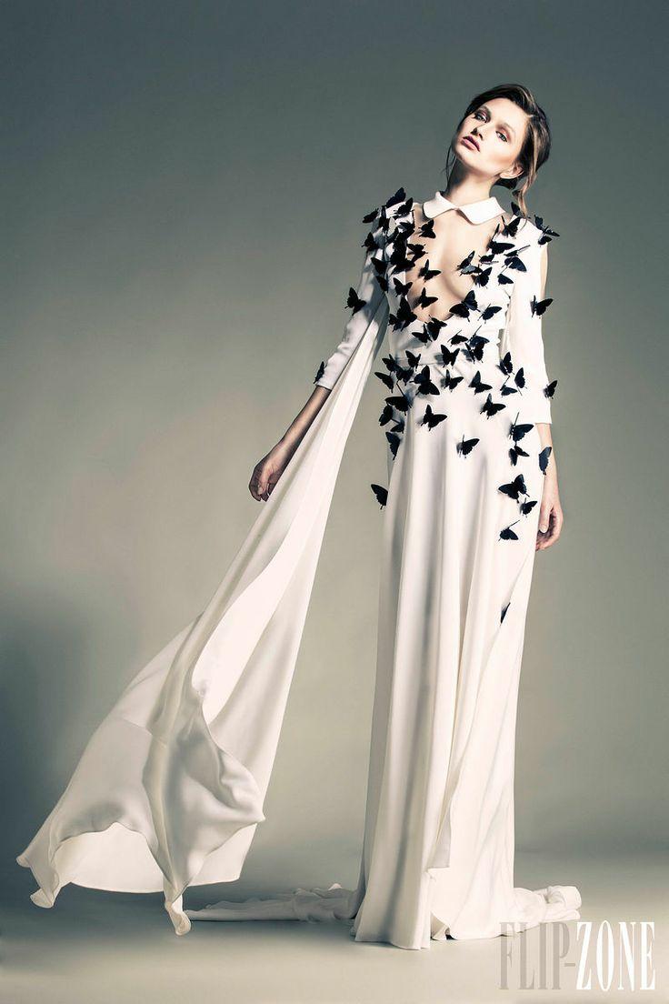 Jean Louis Sabaji - Couture - Spring-summer 2013