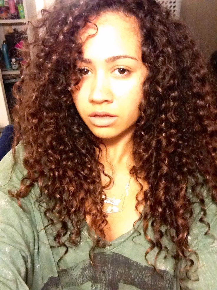 Biracial Hair Curls Waves Texture