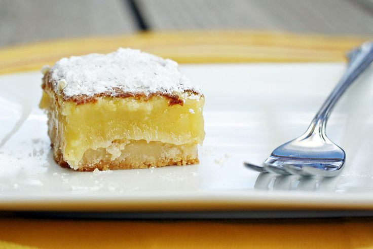 MEYER LEMON BARS. This is the only recipe I'll use when my Meyer ...