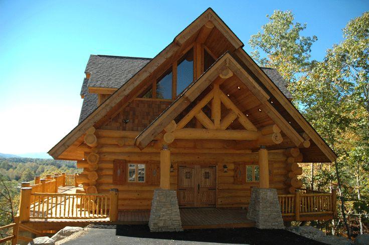 Log homes west virginia 2 highlands log structures for Home builders in west virginia