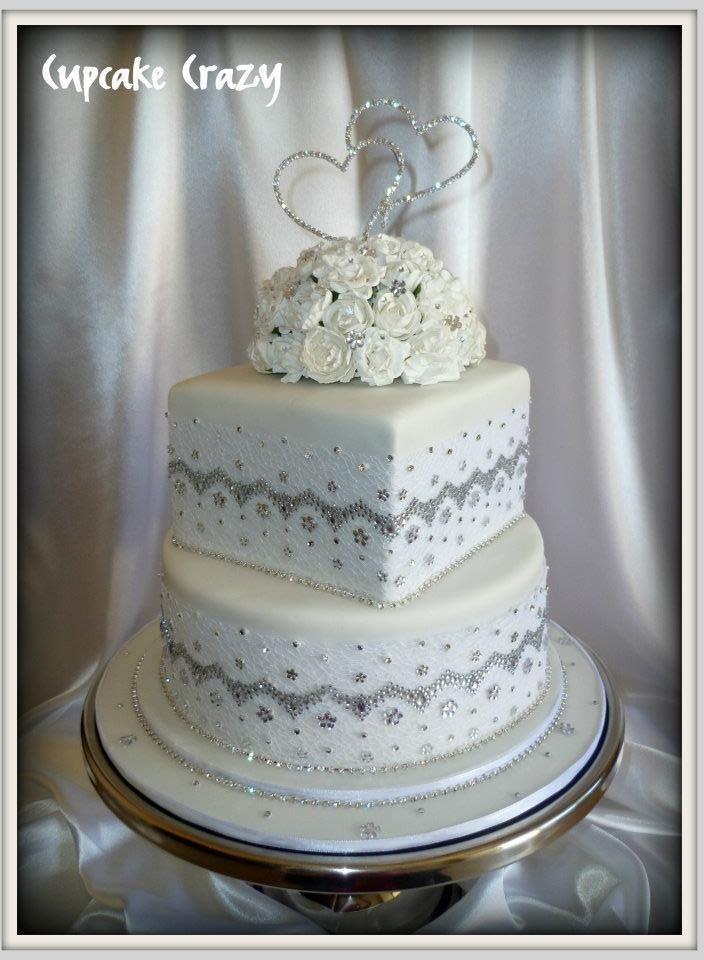 Pretty Wedding Cake Pinterest