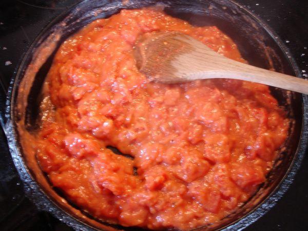 Tomato Gravy! Perfect over rice
