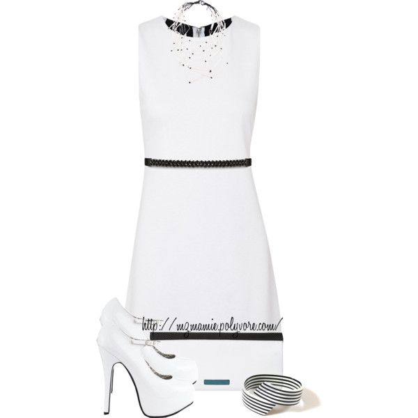 """Untitled #1458"" by mzmamie on Polyvore"