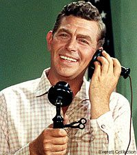 Andy Griffith  1926 - 2012 R.I.P.North Carolina boy.