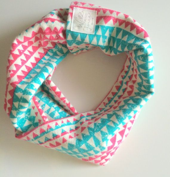 If Baby H ends up being a girl! Coral pink Stripes Baby Scarf Bib & Bow Headband by AvileeBabyCo Find this Pin and more on Girl stuff by Library Lady Life. Im loving these headband and scarf combos!