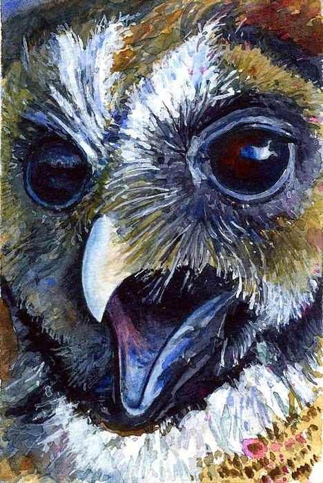 Owl Eyes Paintings Eyes of Owls 12 Painti...