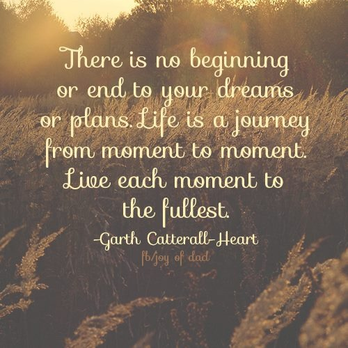 Life is a Journey Inspirational Quotes Wise Words