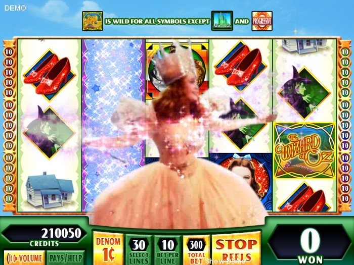 online wizard of oz slot machine