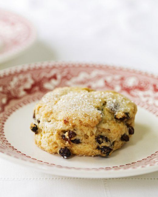Cream Scones. Very nice with the grand marnier and orange zest. I've ...